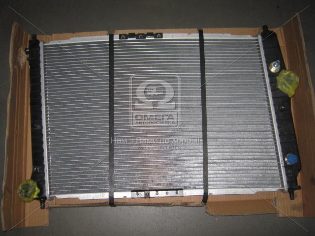 Радиатор охлаждения CHEVROLET AVEO 1.5 (AT) (пр-во Van Wezel). 81002068