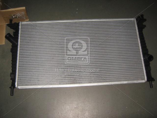 Радиатор охлаждения двигателя FOCUS/MAZDA3/S40 16/8 03- (Van Wezel). 18002369