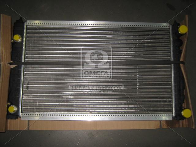 Радиатор охлаждения двигателя A4/A6/PASSAT5+6 AT 95- (Van Wezel). 03002122