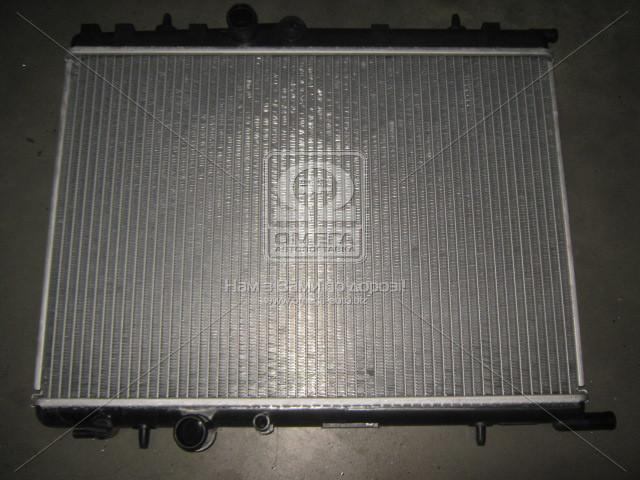 Радиатор охлаждения двигателя 206/307/C4/Xsara/BERLINGO (Van Wezel). 40002300