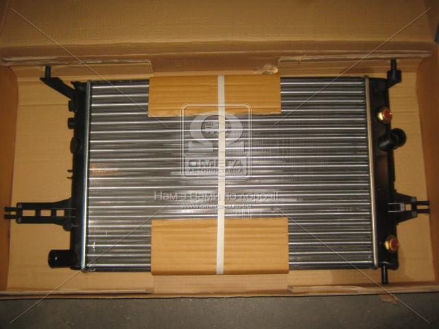 Радиатор охлаждения двигателя ASTRA G/ZAFIRA AT -AC 98- (Van Wezel). 37002256