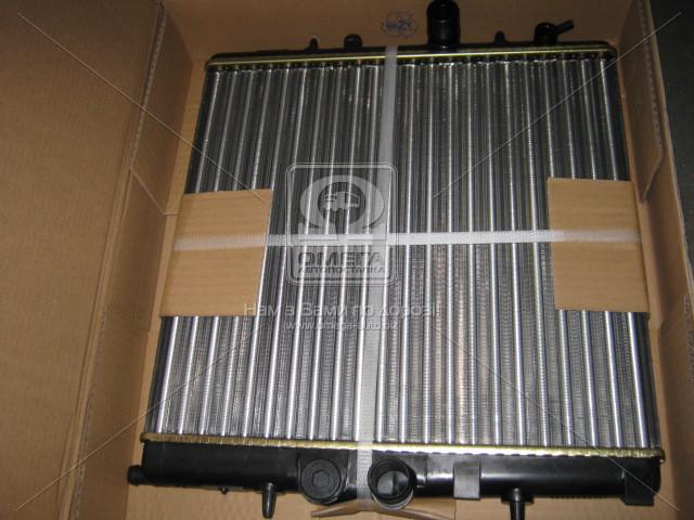 Радиатор охлаждения PEUGEOT 206 (2) (98-) (пр-во Nissens). 63708A