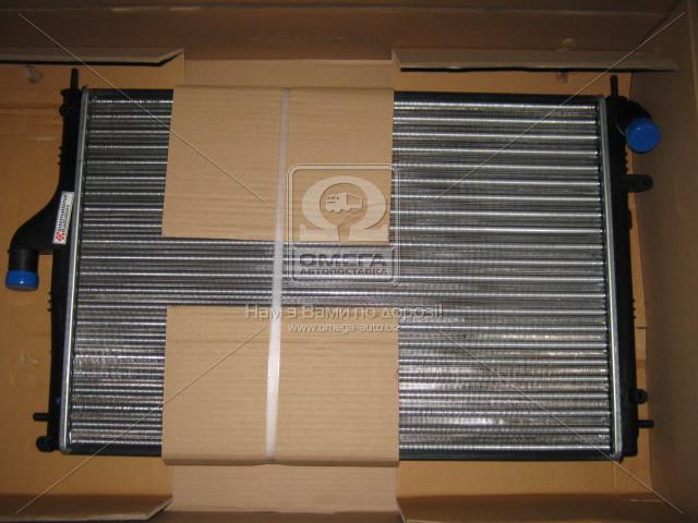 Радиатор охлаждения DUSTER/LOGAN/SANDERO +AC(пр-во Van Wezel). 43002478