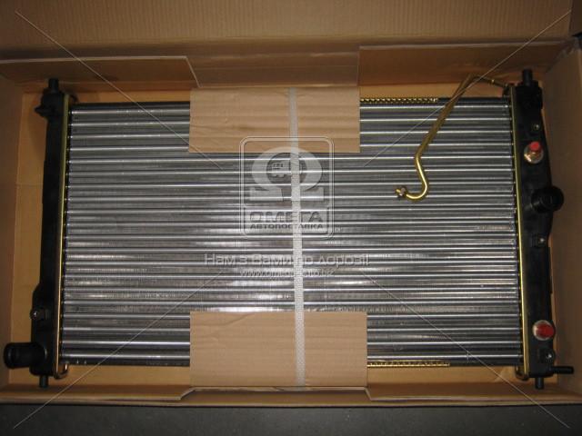 Радиатор охлаждения DAEWOO LANOS (97-) 1.3-1.6 i (пр-во AVA). DWA2015 AVA COOLING