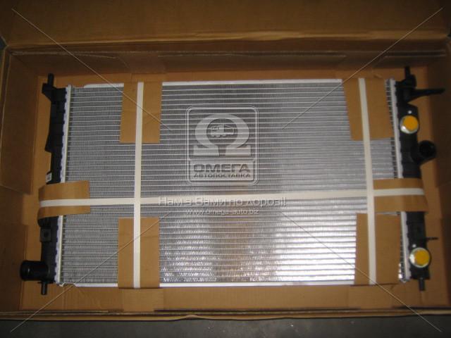 Радиатор охлаждения двигателя VECTRAB 16/20/2/6AT +/-AC (Van Wezel). 37002220