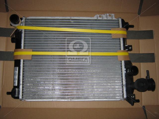 Радиатор охлождения HYUNDAI GETZ (TB) (02-) 1.1-1.6i MT (пр-во Nissens). 67093