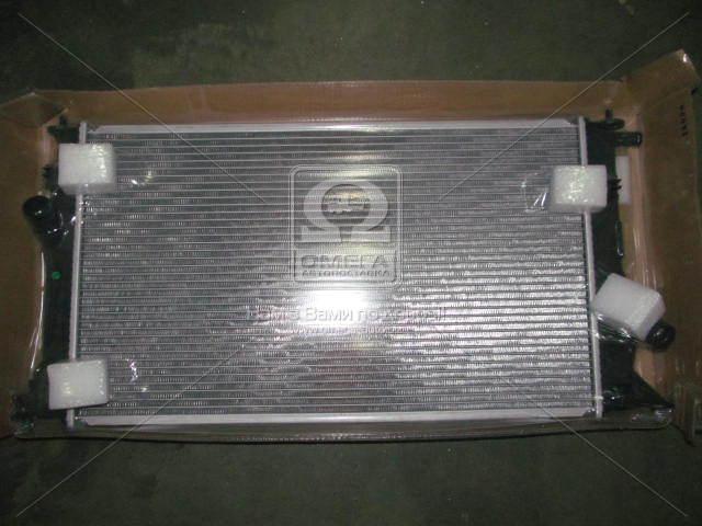 Радиатор охлаждения двигателя MAZDA 5 05- (пр-во NRF). 53465