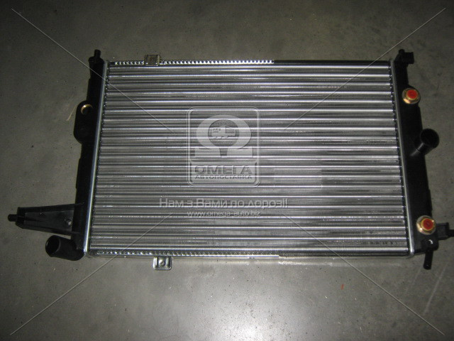 Радиатор охлаждения OPEL VECTRA A (88-) (пр-во Nissens). 630551