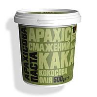 ТОМ Арахисовое масло с какао и кокосовым маслом 500 g