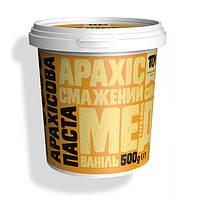 ТОМ Арахисовое масло с медом и кардамоном 500 g