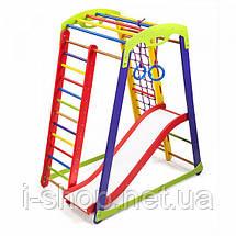 Детский спортивный уголок-  «Кроха - 1 Plus 1»  SportBaby, фото 2