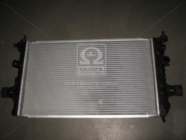 Радиатор охлаждения двигателя ASTRA H 16i-16V MT/AT 04- (Ava). OLA2363 AVA COOLING