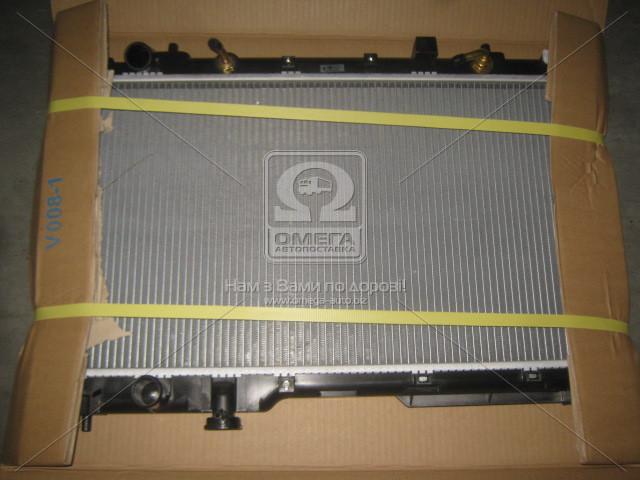 Радиатор охлаждения двигателя CR-V 2.0i-16V MT/AT 97- (Ava). HDA2104 AVA COOLING