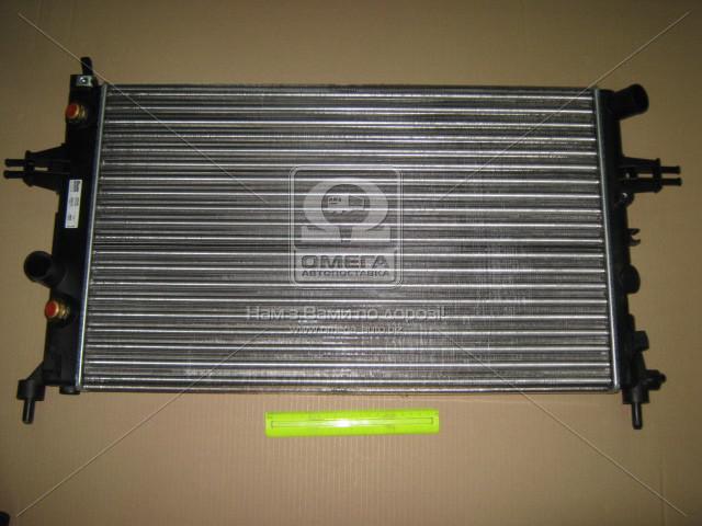 Радиатор охлаждения OPEL ASTRA G (98-) 1.4-1.8i (пр-во Nissens). 632461