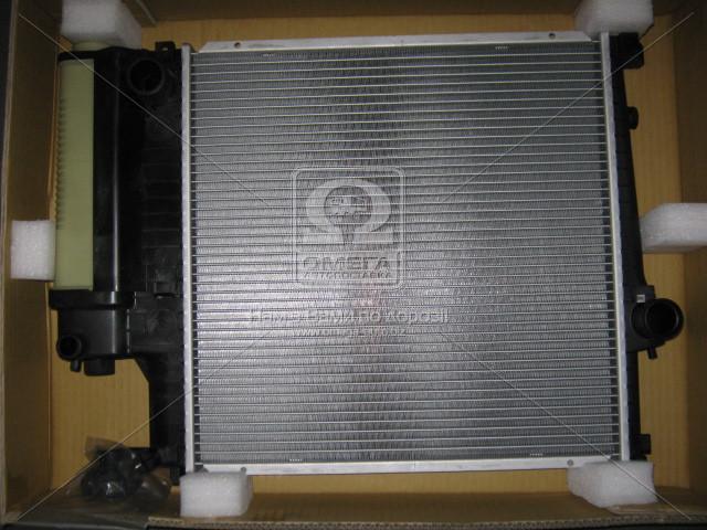 Радиатор охлаждения BMW (пр-во AVA). BW2139 AVA COOLING