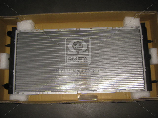 Радиатор охлаждения двигателя TRANSPORTER/SYNCRO 90- VWA2114 (Ava). VNA2114 AVA COOLING