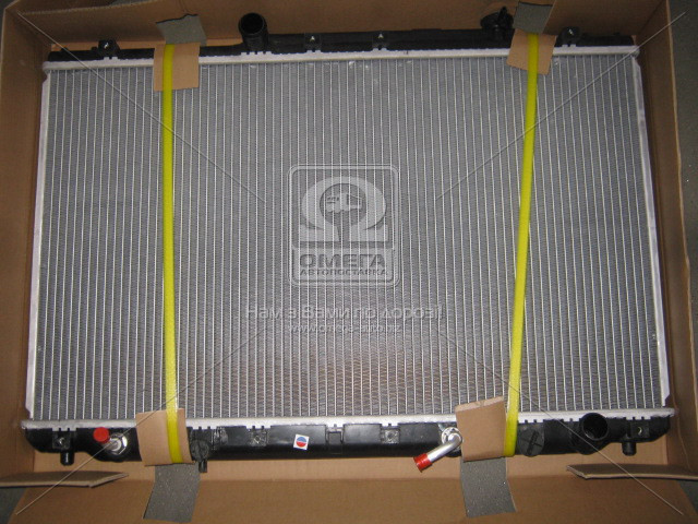 Радиатор охлаждения TOYOTA CAMRY (XV1) (91-) 2.2 i 16V (пр-во AVA). TO2186 AVA COOLING