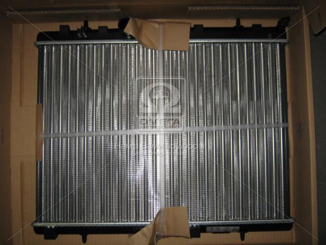 Радиатор охлаждения PEUGEOT 208 (12-)/CITROEN C-ELYSEE (12-) (пр-во Nissens). 636007