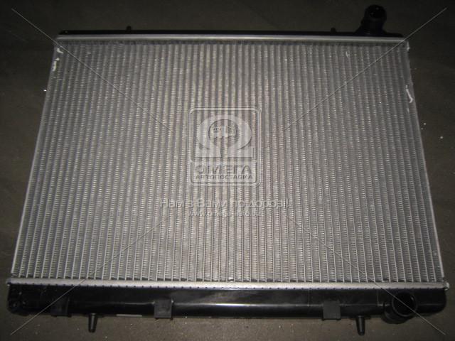 Радиатор охлаждения двигателя P307/PICASSO/C4 03- (Ava). PE2259 AVA COOLING