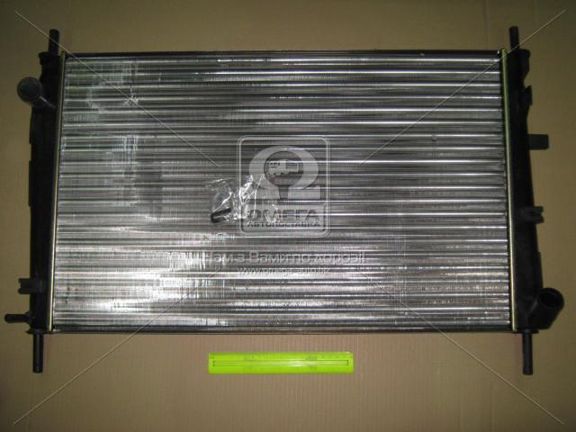 Радиатор охлаждения FORD MONDEO (96-) 1.6-2.0 (пр-во Nissens). 62104