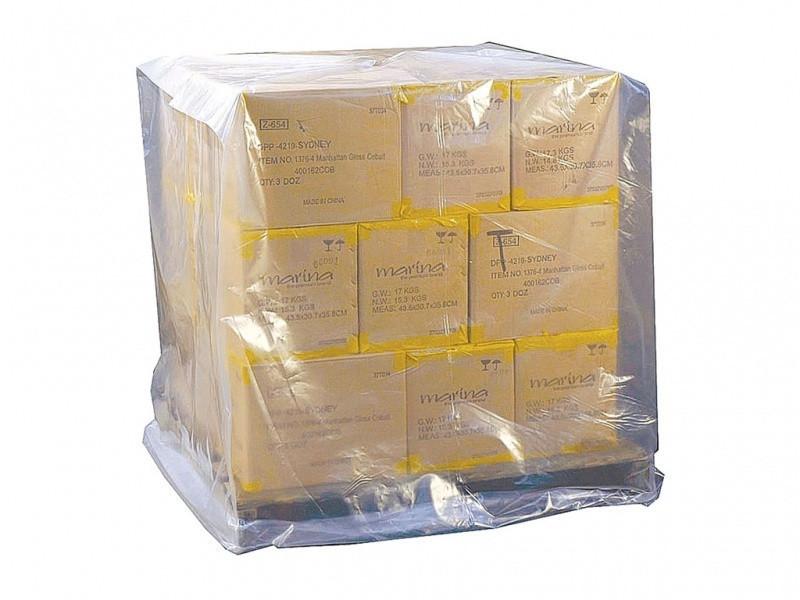 Мешки для финпаллет 1200х1000 (финская паллета) толщиной 150 мкм