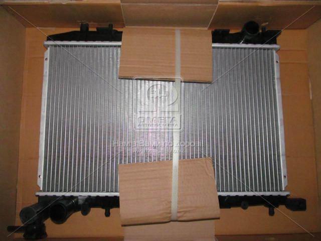 Радиатор охлаждения двигателя NISSAN Almera 95- (пр-во NRF). 53341