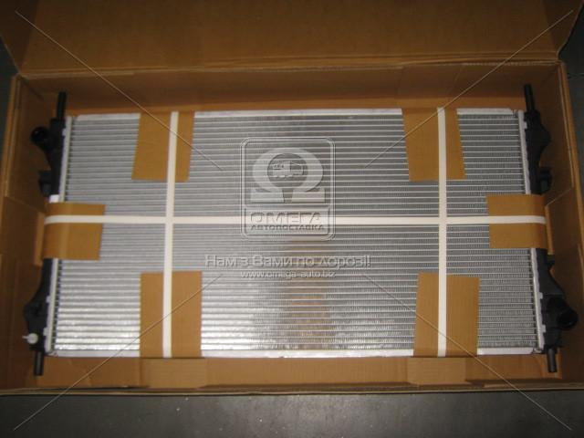 Радиатор охлаждения двигателя TRANSIT VII 20TD MT 00- (Van Wezel). 18002320