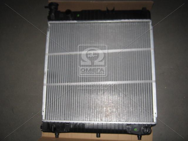 Радиатор охлаждения (паяный) MB T1 207-410D 86-96 (TEMPEST). TP1562635