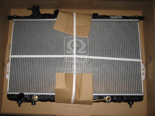 Радиатор охлаждения HYUNDAI SONATA IV (EF) (98-) 2.0-2.7 (пр-во Nissens). 67027