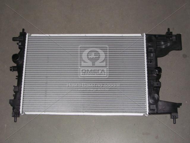 Радиатор охлаждения OPEL ASTRA J (09-) (пр-во Nissens). 630727