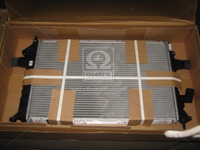 Радиатор охлаждения двигателя ASTRAG 1.7TD MT +/-AC 00- (Van Wezel). 37002294