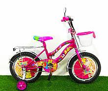 "Дитячий велосипед Mustang Winx 14"""