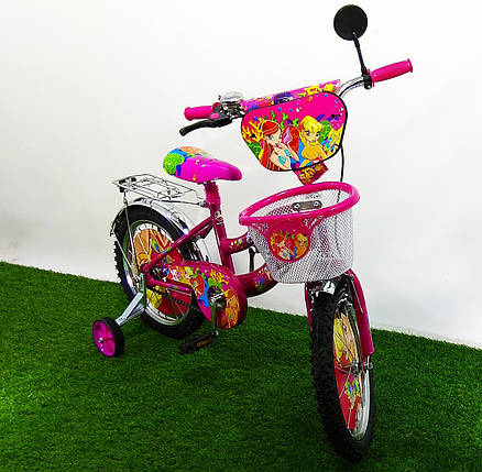 "Детский велосипед Mustang Winx 12"", фото 2"