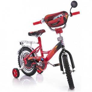 "Детский велосипед Mustang Тачки 12"" New, фото 2"
