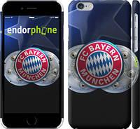 """Чехол на iPhone 6 Бавария Мюнхен 2 """"1562c-45"""""""