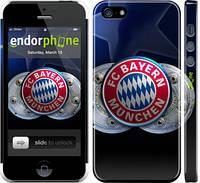 """Чехол на iPhone 5s Бавария Мюнхен 2 """"1562c-21"""""""