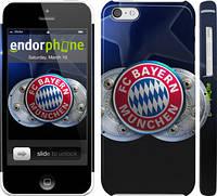 """Чехол на iPhone 5c Бавария Мюнхен 2 """"1562c-23"""""""