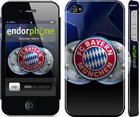 """Чехол на iPhone 4s Бавария Мюнхен 2 """"1562c-12"""""""
