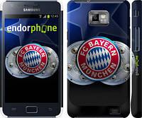 "Чехол на Samsung Galaxy S2 i9100 Бавария Мюнхен 2 ""1562c-14"""