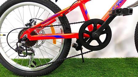 """Детский велосипед скоростной Crosser Bright 20"""" (рама из алюминия), фото 2"""