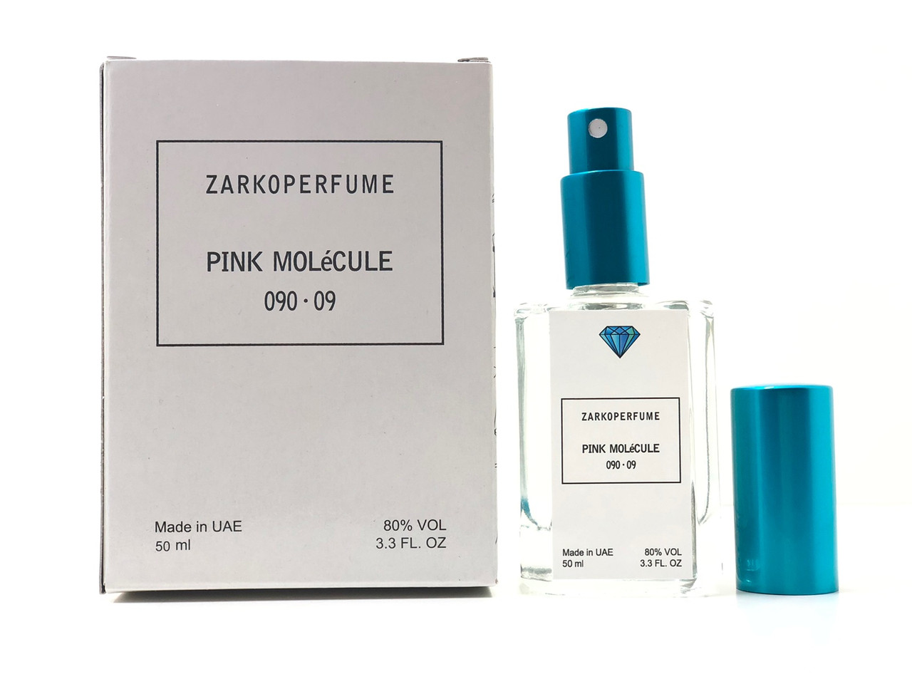 Парфюм Zarkoperfume Pink Molécule 090.09 (Заркоперфюм Пинк Молекула) 50 мл Diamond - реплика