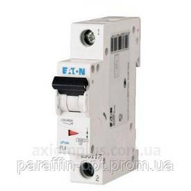 Автоматичний вимикач PL4-C25/1 Eaton Moeller