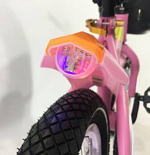 """Детский велосипед 876 16"""", фото 2"""