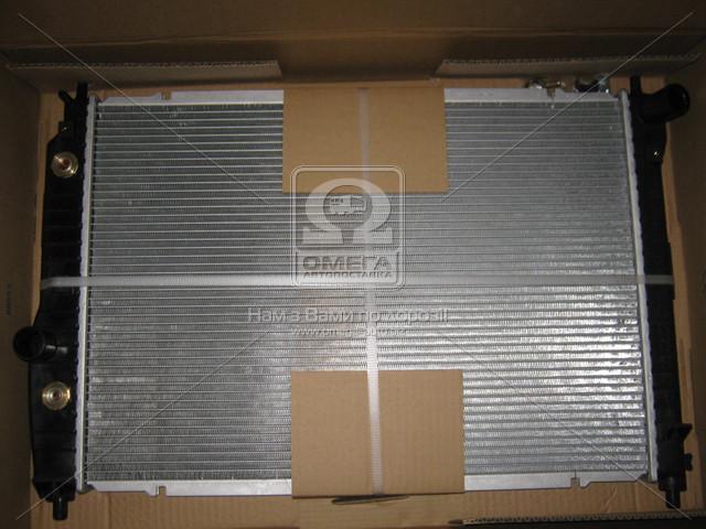 Радиатор охлаждения CHEVROLET AVEO 1.5 (AT) (пр-во Nissens). 61637
