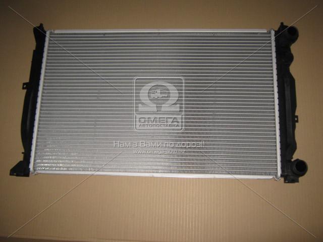 Радиатор охлаждения AUDI, SEAT, VW (пр-во Nissens). 60308A