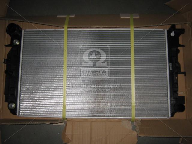 Радиатор охлаждения двигателя SPRINTER 35i/22D/30D 06- (Ava). MS2403 AVA COOLING