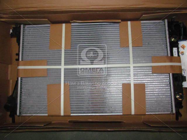 Радиатор охлаждения двигателя OPEL VECTRA C (02-) 2.2i AT (пр-во NRF). 58294