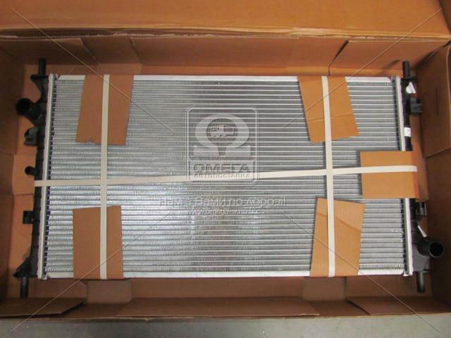 Радиатор охлаждения двигателя TRANSIT 1.8 MT +AC 02- (Van Wezel). 18002382