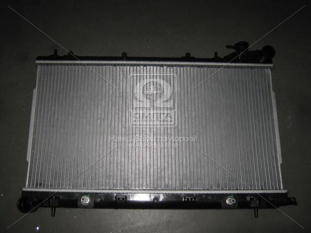 Радиатор охлаждения двигателя FORESTER 20i MT/AT 02- (AVA). SU2049 AVA COOLING