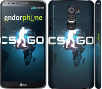 "Чехол на LG G2 Counter-Strike: Global Offensive ""2756c-37"""